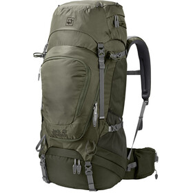 Jack Wolfskin Highland Trail XT 50 Backpack woodland green
